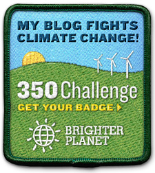 Brighter Planet's 350 Challenge