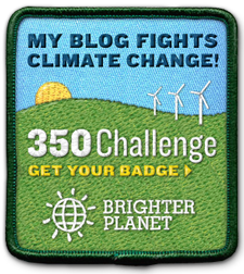 Brighter Planet&#39;s 350 Challenge